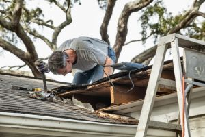 Emergency Roof Repair in by Trinity Roofing